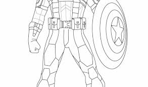 captain america coloring pages print www kibogalerie