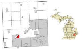 Michigan Indian Tribes Map by Walled Lake Michigan Wikipedia