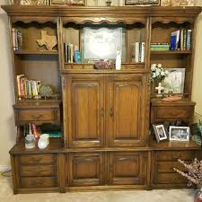 Antique German Display Cabinet Find More Antique German Shrunk Entertainment Center For Sale At