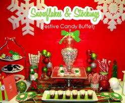 christmas dessert buffet candy buffet ideas from ediblecrafts