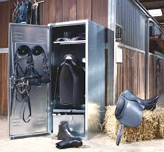 tack cabinet for sale a tack trunk to help organize your barn saddle lockers