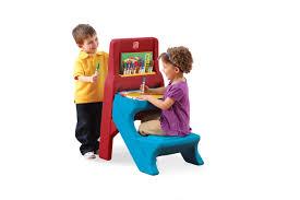 step 2 easel desk step 2 art easel desk toys games arts crafts easels