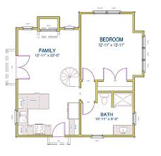 small cabins floor plans ingenious idea cottage layouts plans 14 one room cabin floor plans