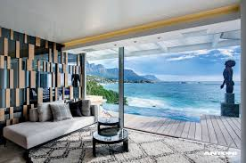 beautiful apartment for beach feature large clear glass window
