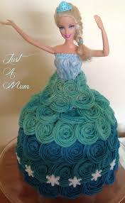 frozen u0027 princess elsa cake u2013 mum