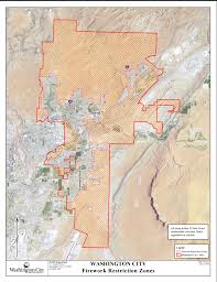 Map St George Utah by Utah Fireworks Restrictions For 2016 Pioneer Day Ksl Com
