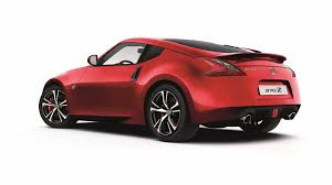 nissan red nissan 370z gets a minor update for 2018