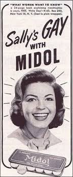 Midol Meme - 26 shockingly offensive vintage ads vintage and 1950s