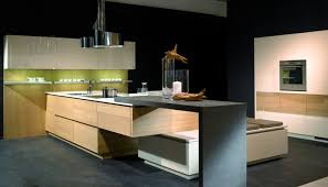 cuisiniste luxe cuisine haut de gamme alno vetrina sans poignees cuisiniste