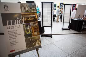 brenau interior design students showcase portfolios at high museum