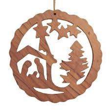 olive wood ornaments for sale bethlehem gifts