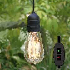 pendant light cord with switch 15ft black commercial grade outdoor pendant light l cord on off