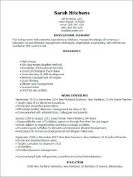 Example Of Nanny Resume by Resume For Nanny Resume Cv Cover Letter Survey Template Word