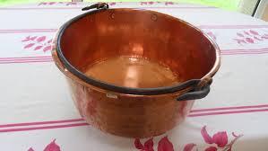 chaudron pour cuisiner achetez chaudron cuivre occasion annonce vente à tournefeuille