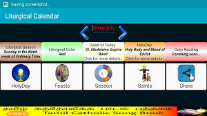 liturgical calendar android apps on google play