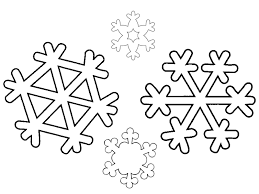 snowflakes coloring pages printable coloring