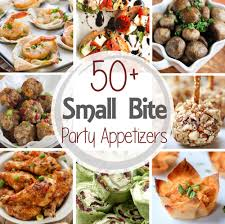 Halloween Recipes For Adults Appetizers 50 Small Bite Party Appetizers Julie U0027s Eats U0026 Treats