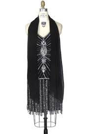 gatsby flapper beaded evening gowns the deco haus