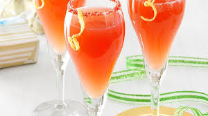 christmas martini png holiday mimosa recipe taste of home