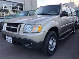 2004 ford explorer sport trac adrenalin used 2004 ford explorer sport trac for sale pricing features