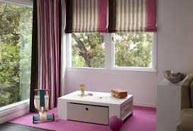 Sun Blocking Window Treatments - block the sun with sophisticated roman shades