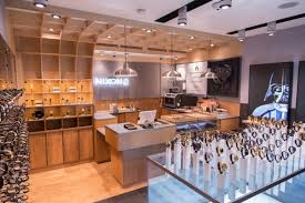 New York Home Design Stores Nixon Store By Checkland Kindleysides New York City Retail