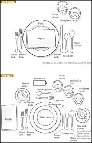 place settings best 25 wedding place settings ideas on table place