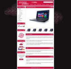 pink theme ebay description html template to sell branded apparels