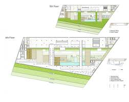 Reading Floor Plans Taichung City Cultural Center Competition Entry In Taiwan By