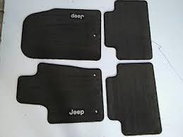 2007 jeep grand floor mats used jeep grand floor mats carpets for sale