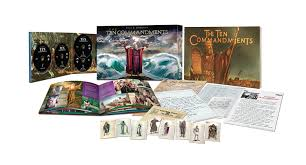 amazon com ten commandments ultimate collector u0027s edition bd dvd