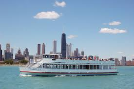 Chicago River Map by Chicago U0027s Best Boat Tours