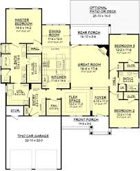Floor Plans House Vintage Springs House Plan U2013 House Plan Zone