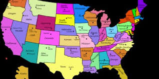 map of usa states and capitals and major cities lecture on world map major tourist attractions maps and