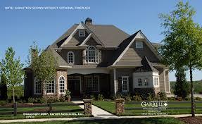 English Cottage Design by Garrell Associates Inc Heatherton House Plan 07252 English