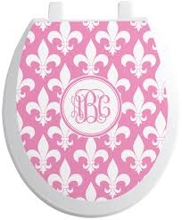 fleur de lis bathroom decor ideas on flipboard fleur de lis toilet seat decal personalized potty training concepts