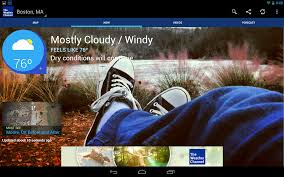 weather channel apk the weather channel