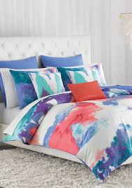 Belk Duvet Covers Amy Sia Painterly Bedding Collection Belk