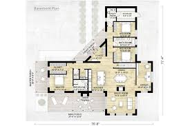 in apartment house plans contemporary style house plan 3 beds 2 50 baths 2180 sq ft plan