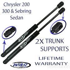 lexus trunk struts 2 rear trunk lift supports shock strut rod for chrysler 200 300