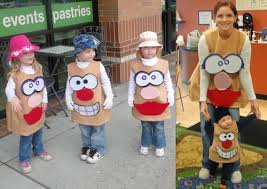 Diy Sew Potato Head Costume 25 Señor Potato Ideas Libros Tranquilos