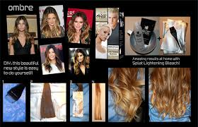 how to ambray hair how to ombre with splat lightening bleach kit farleyco marketing