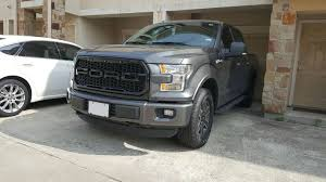 Classic Black Ford Svt Raptor - grill options raptor style grill page 66 ford f150 forum