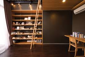 modern home library interior design great residence baan moom home library design with modern