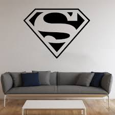 online get cheap avengers logo wall decal aliexpress com