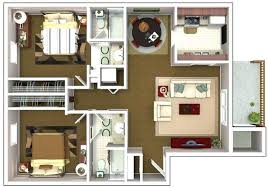 two car garage with 2 bedroom apartment plans house plans 2