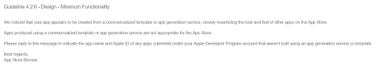 apple u0027s widened ban on templated apps is wiping small businesses
