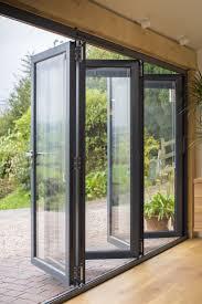 Bi Fold Doors Exterior by 8 Best Bi Folding Sliding Wood Doors Images On Pinterest Windows