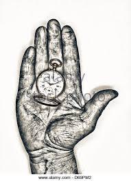 hand holding pocket watch stock photos u0026 hand holding pocket watch