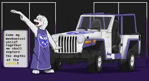 jeep png toriel u0027s jeep u2014 weasyl